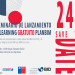 SAVE THE DATE: Seminario de lanzamiento e-learning gratuito Planbim